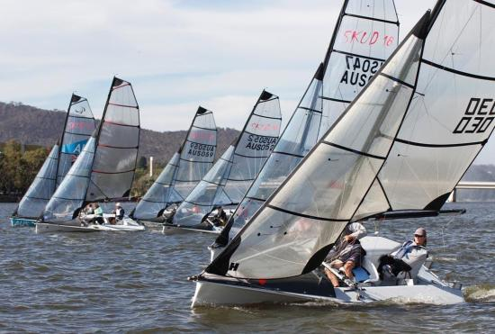 SKUD start at Australian Championships