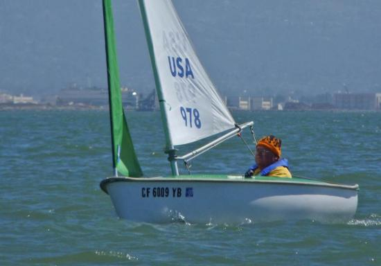 Sailing in USA