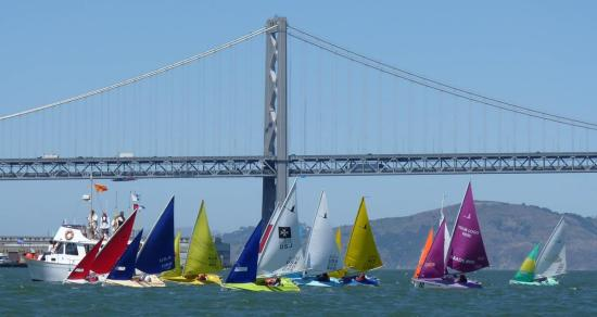 Liberty start, San Francisco