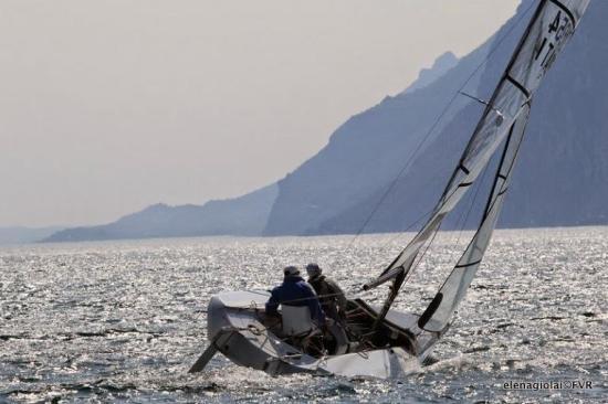SKUD18 on Lake Garda - Italy