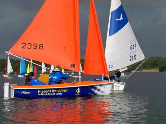 French sailors @ UK Nationals