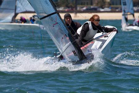 Sailing - Para World Sailing Championships 2015, Royal Yacht Club of Victoria, Williamstown (Aus). 28/11/2015. . Photo: Teri Dodds.