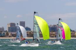 Sailing - Para World Sailing Championships 2015, Royal Yacht Club of Victoria, Williamstown (Aus). 30/11/2015. Photo: Teri Dodds.