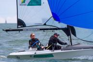 Sailing - Para World Sailing Championships 2015, Royal Yacht Club of Victoria, Williamstown (Aus). 29/11/2015. . Photo: Teri Dodds.