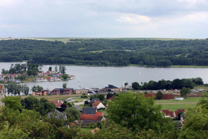 Ailette park in the Aisne